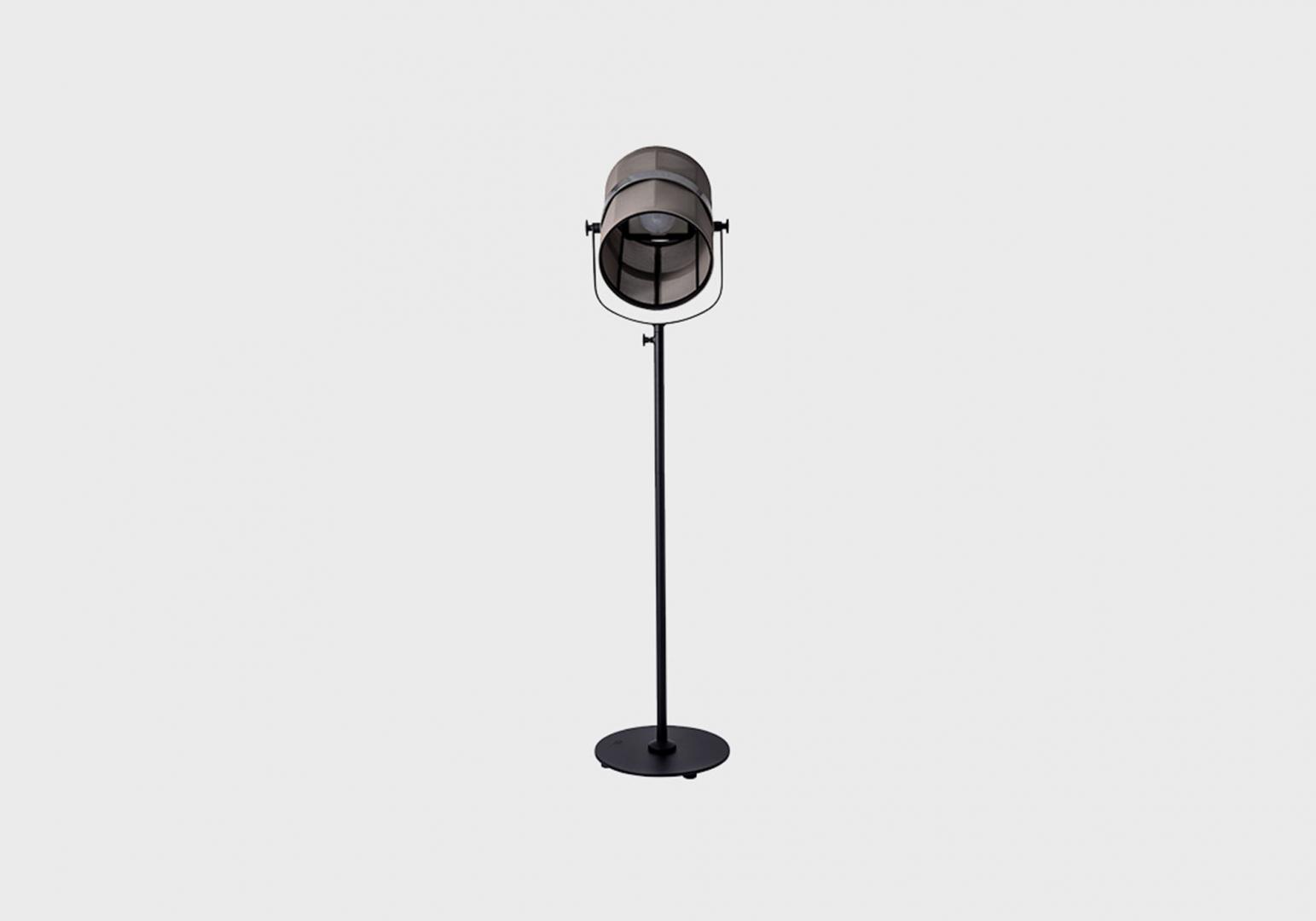 La lampe Paris - noir/taupe - MAIORI
