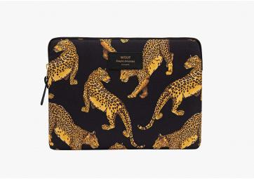 Housse Ipad black Leopard - WOUF