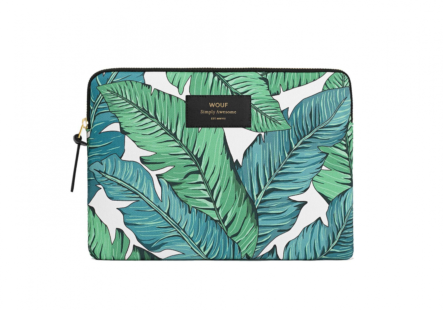 Housse Ipad Tropical - WOUF