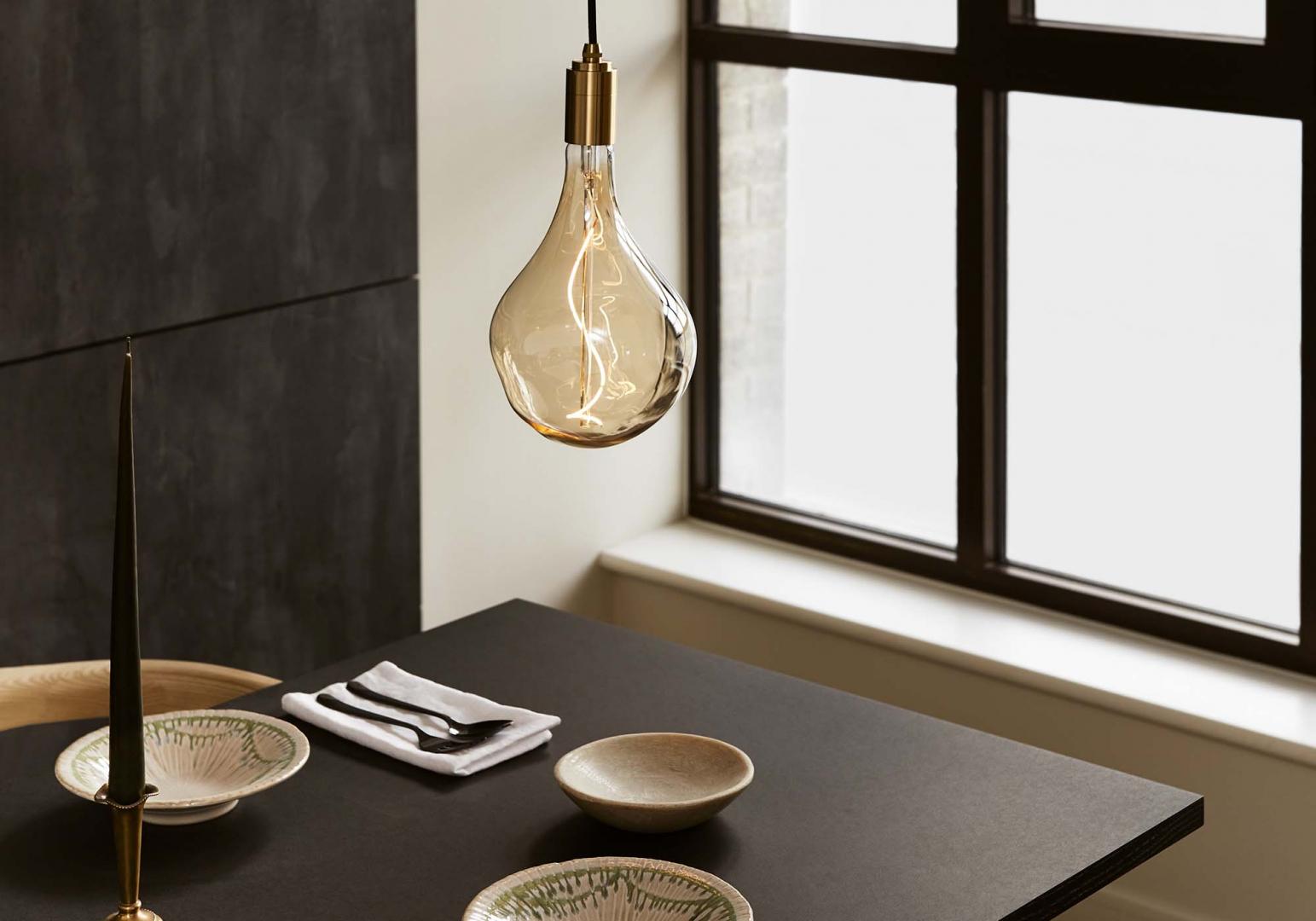 Ampoule Voronoi II tintée - TALALED