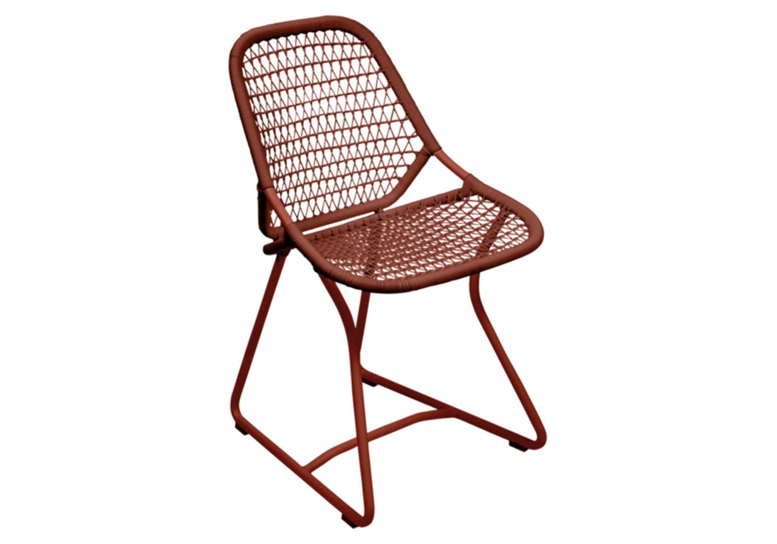 chaise outdoor design sixties fermob