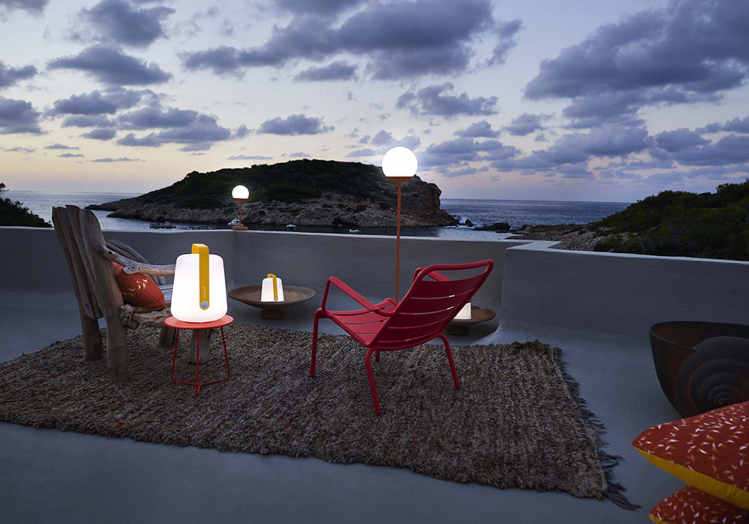fauteuil bas outdoor design luxembourg fermob
