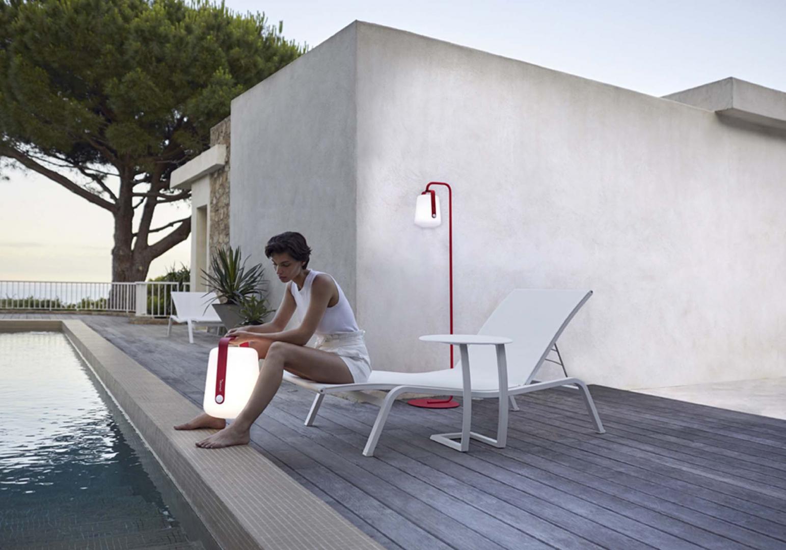 Bain de soleil Alizé design - FERMOB