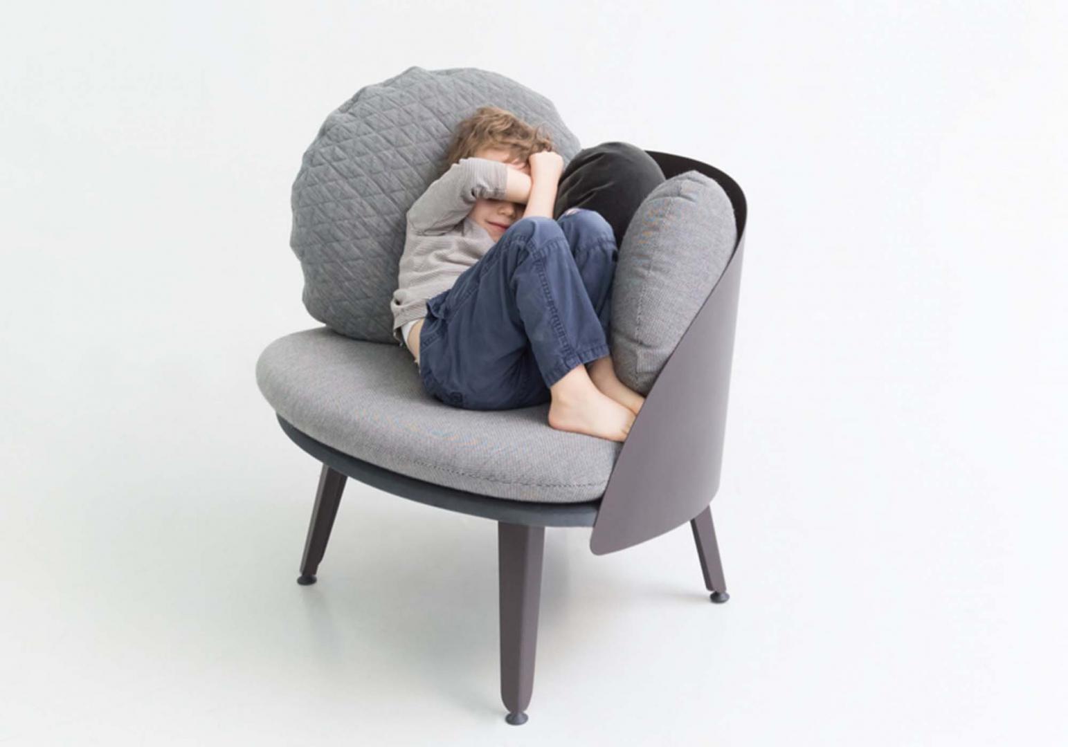 fauteuil design nuage nubilo