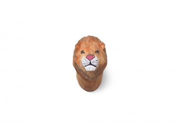 Patère Lion - sculpté à la main - FERM LIVING