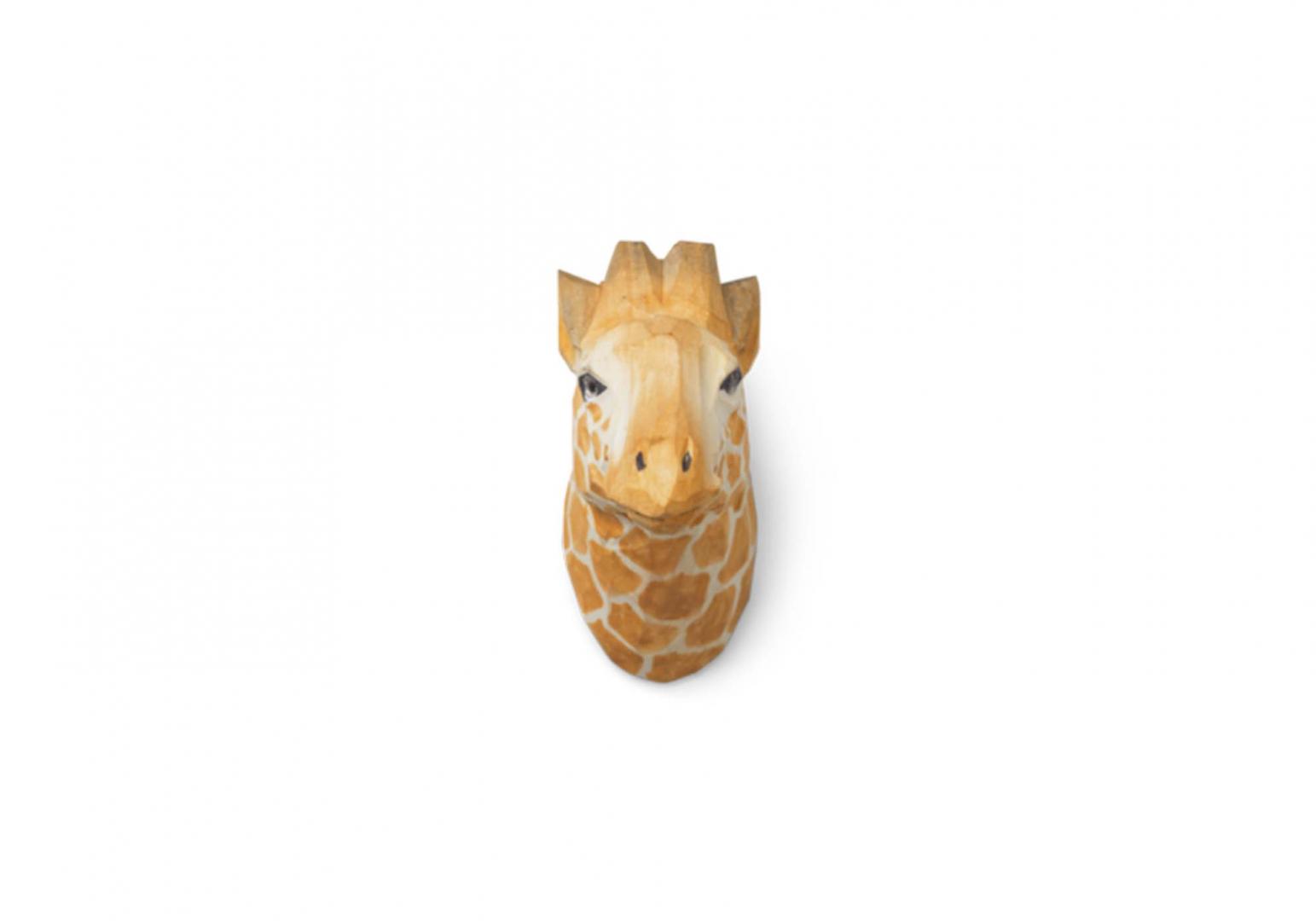 Patère Girafe - sculpté à la main - FERM LIVING