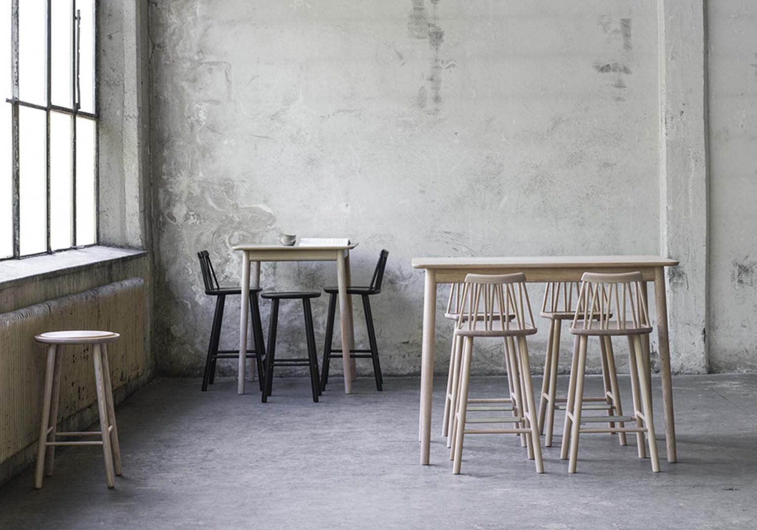 Chaise de bar ZigZag - HANS'K
