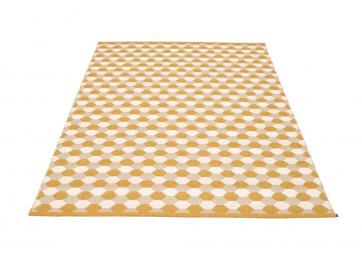 Tapis Dana - ochre beige vanilla 180x275cm - PAPPELINA