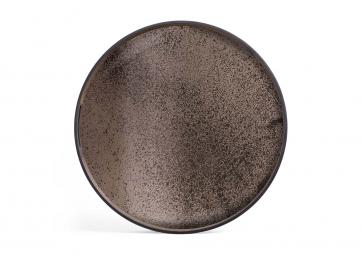Plateau Bronze Mirror small - ETHNICRAFT ACCESSOIRES