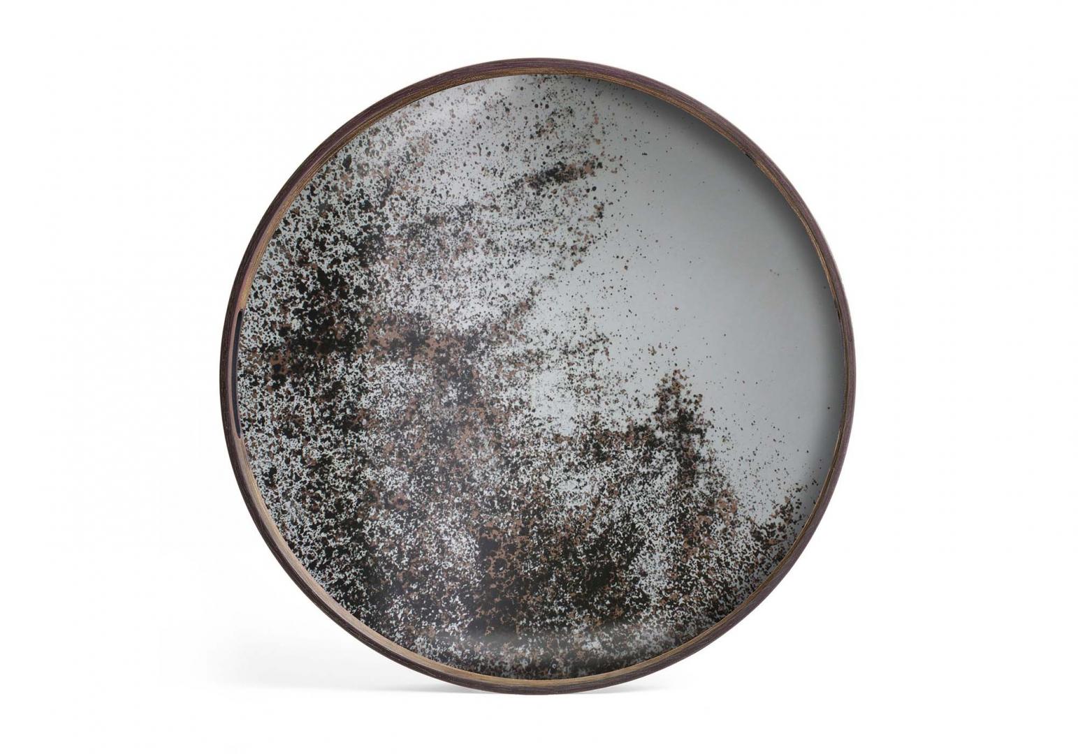 plateau clear mirror design - ethnicraft