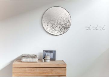 Miroir rond Clear - ETHNICRAFT ACCESSOIRES