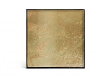 Plateau Mini Gold Leaf - ETHNICRAFT ACCESSOIRES