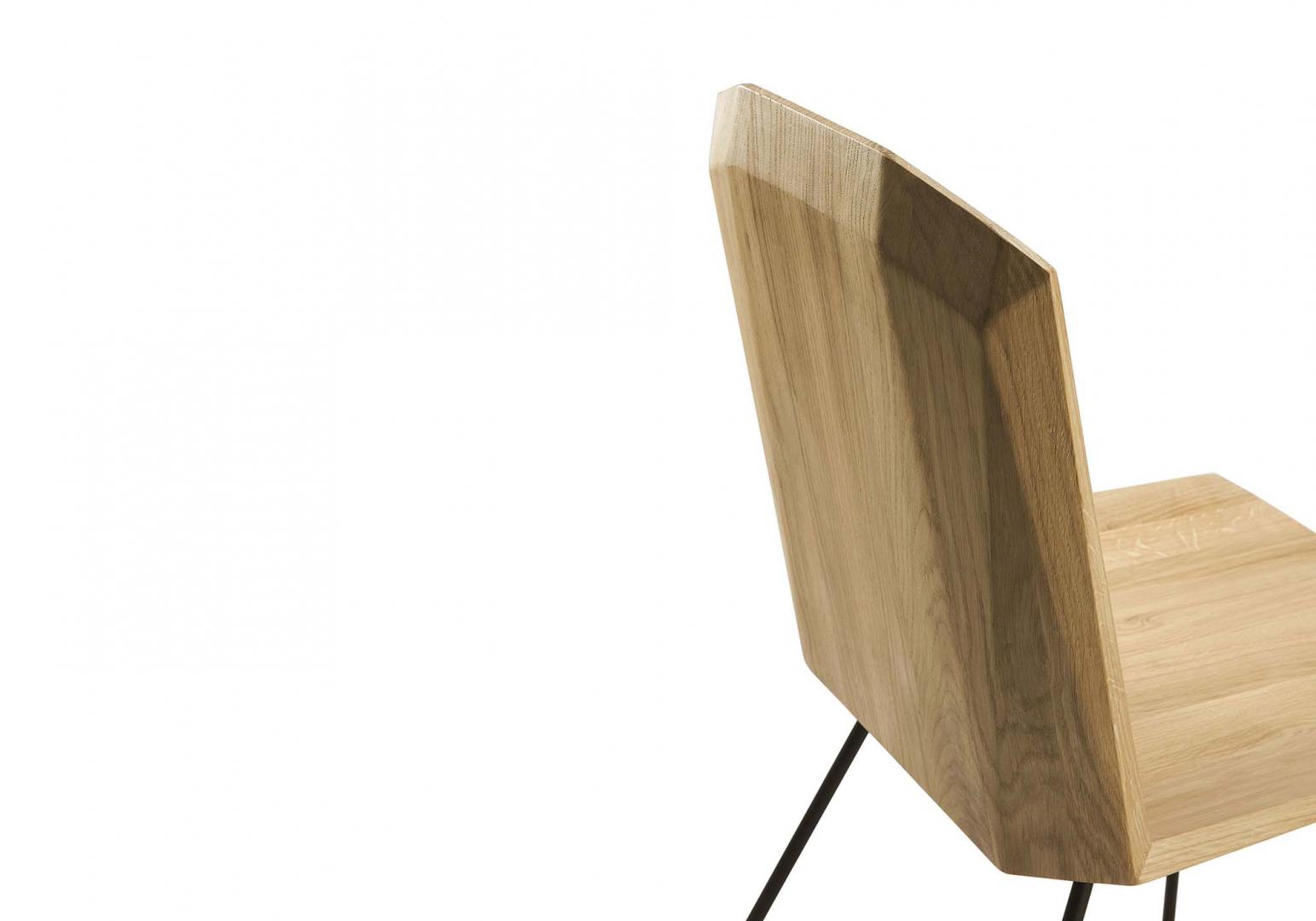 Chaise Facette design - ETHNICRAFT