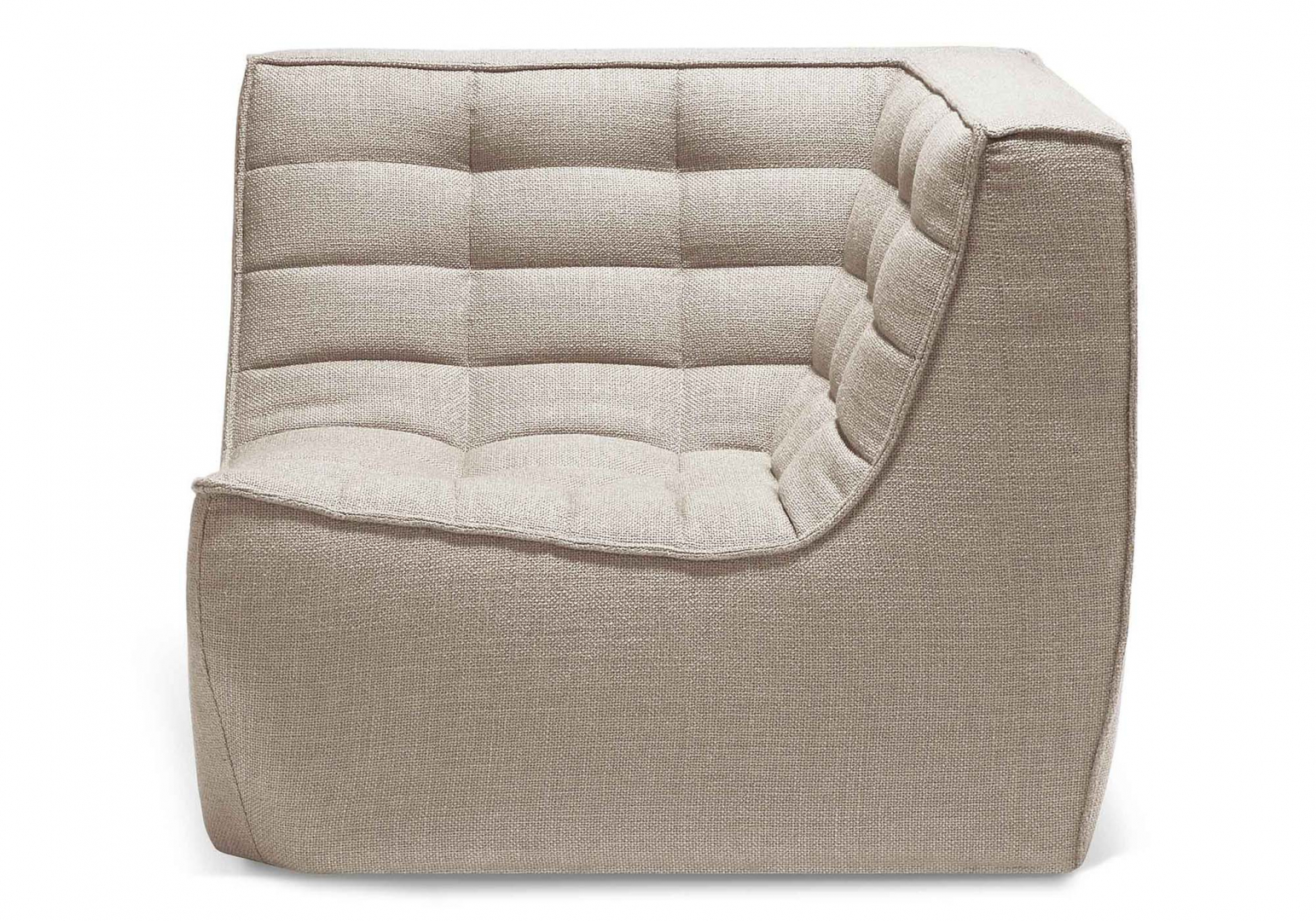 Fauteuil d'angle N701 design - ETHNICRAFT