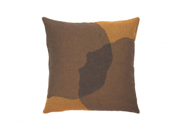 Coussin Overlapping Dots - 50 x 50 cm - ETHNICRAFT ACCESSOIRES
