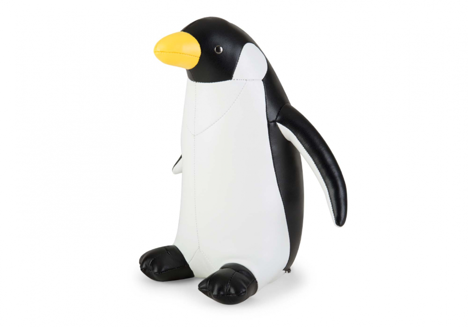 serre-livres design pingouin zuny
