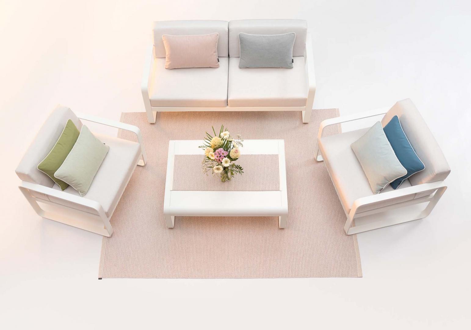 Tapis Mono pvc design - PAPPELINA