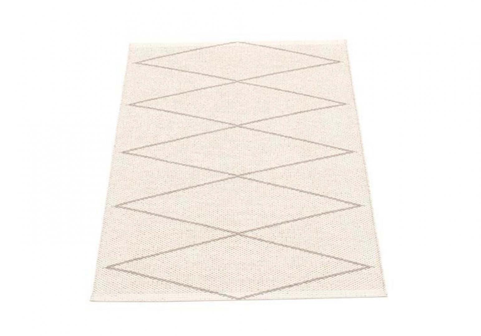Tapis Max - Mud / Vanilla - 70x100 cm - PAPPELINA