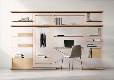 Penderie / Bureau Bost - TREKU