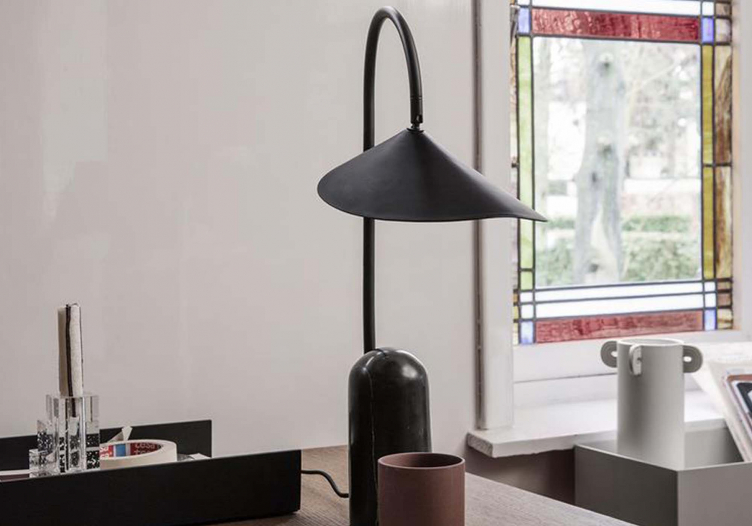 Lampe de table Arum  - FERM LIVING
