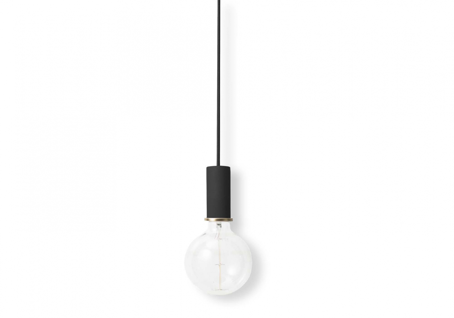 Suspension Socket Low design - FERM LIVING