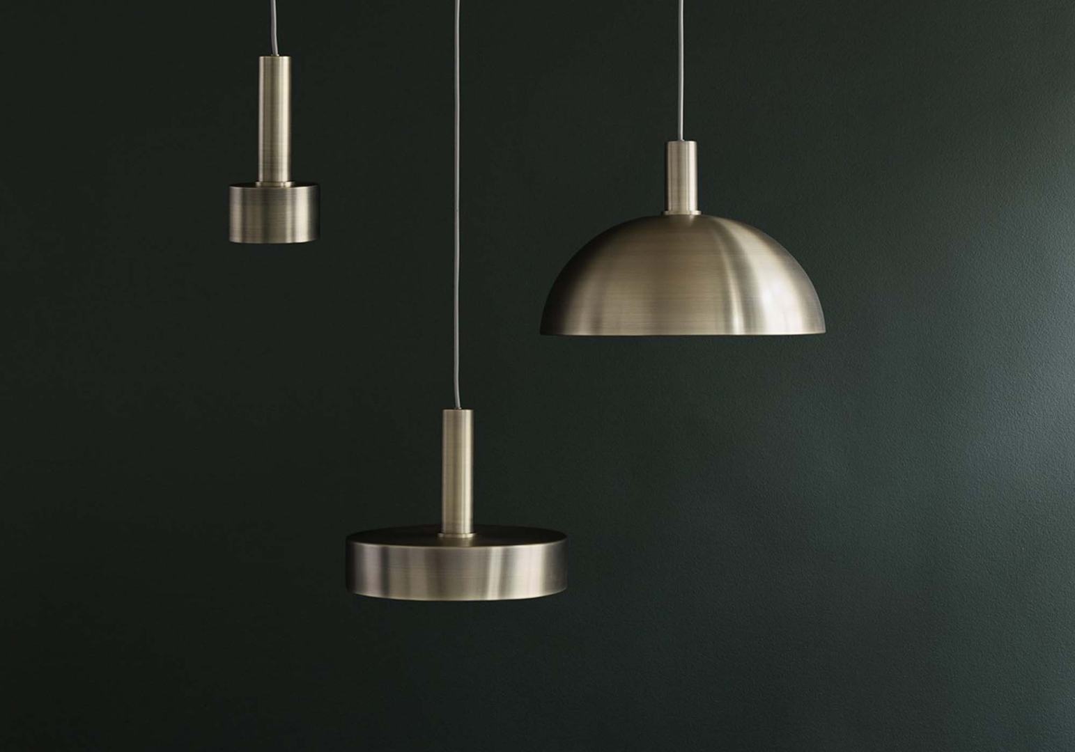 Suspension Socket High collect lighting - FERM LIVING