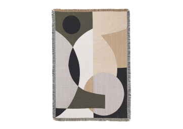 Plaid Entire Tapestry - FERM LIVING