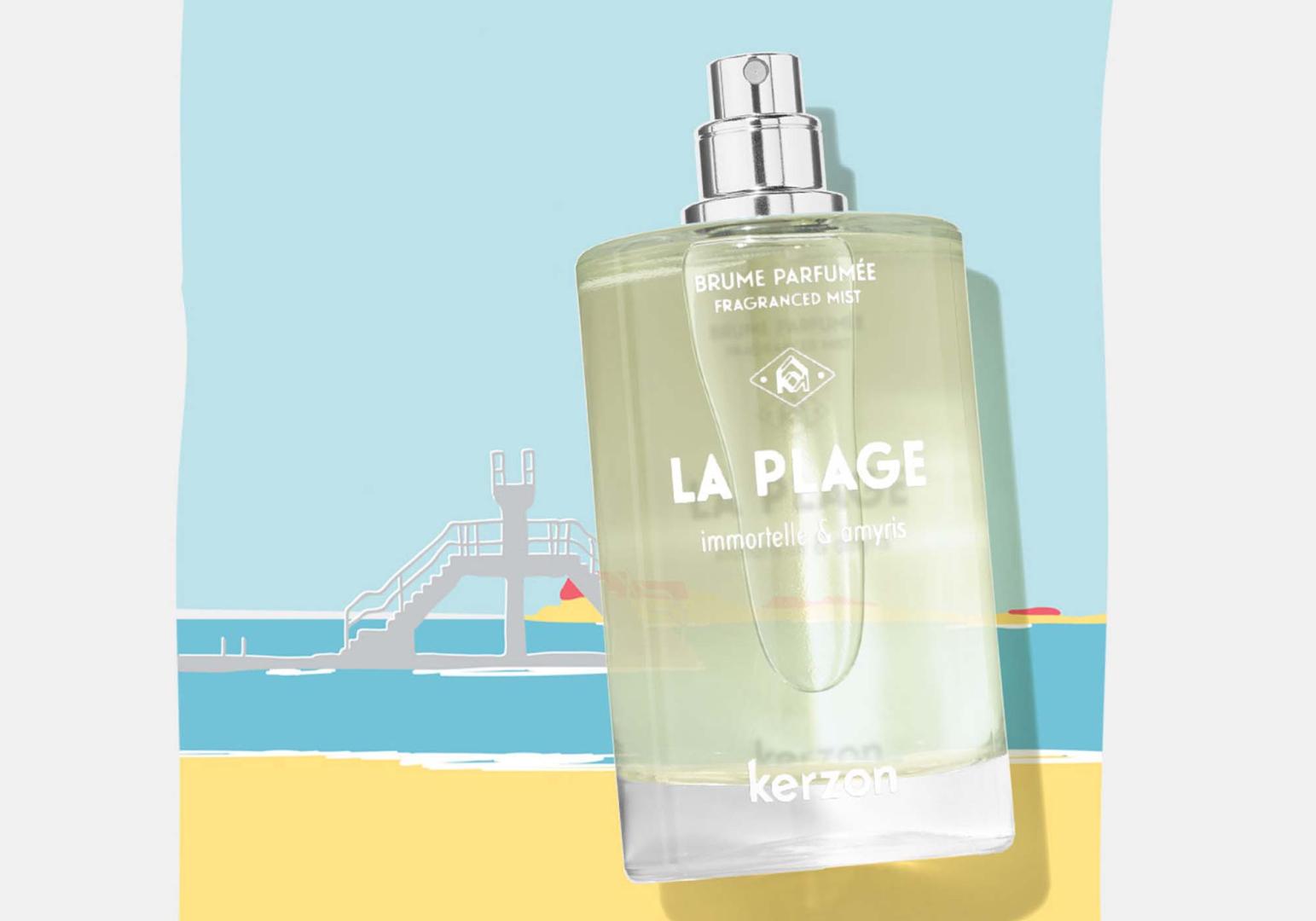 Brume parfumée - La plage - KERZON