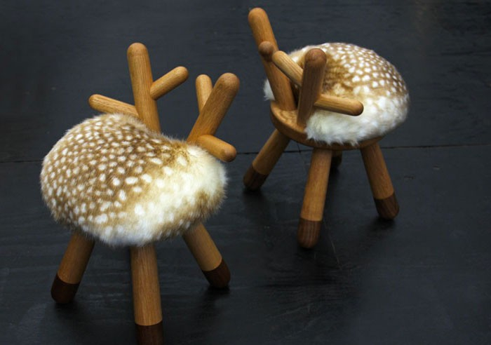 Bambi Chair - ELEMENTS OPTIMAL
