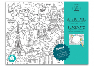 Set Citymap - OMY