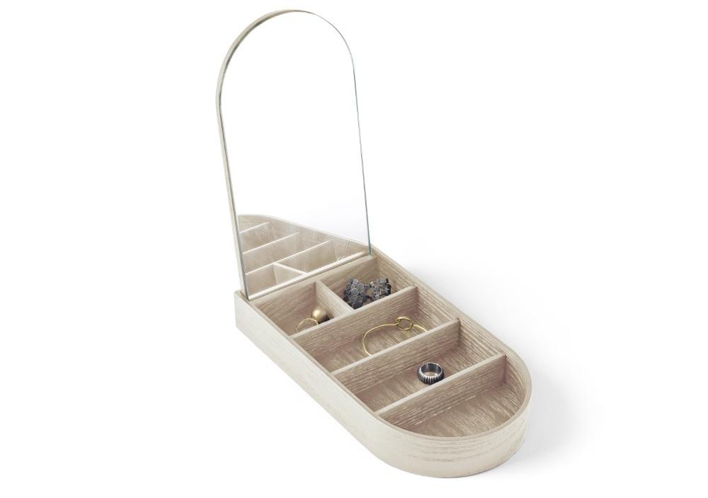JEWELRY BOX - White Oak - MENU