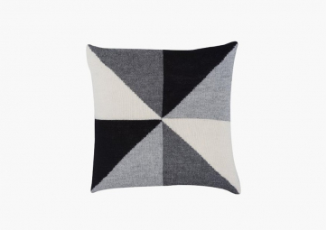 Coussin Bobby Charcoal - LUCKY BOY SUNDAY