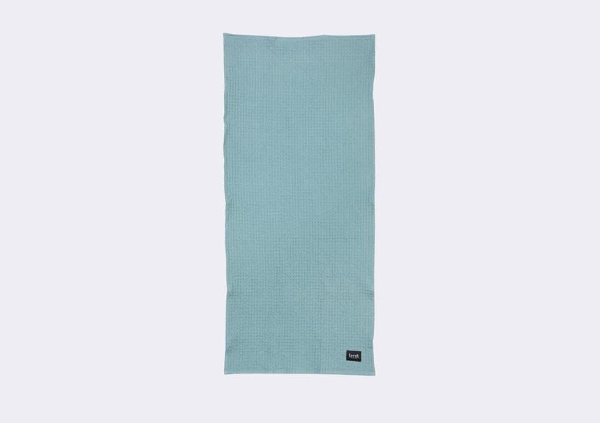 Serviette Bleu clair - L - FERM LIVING