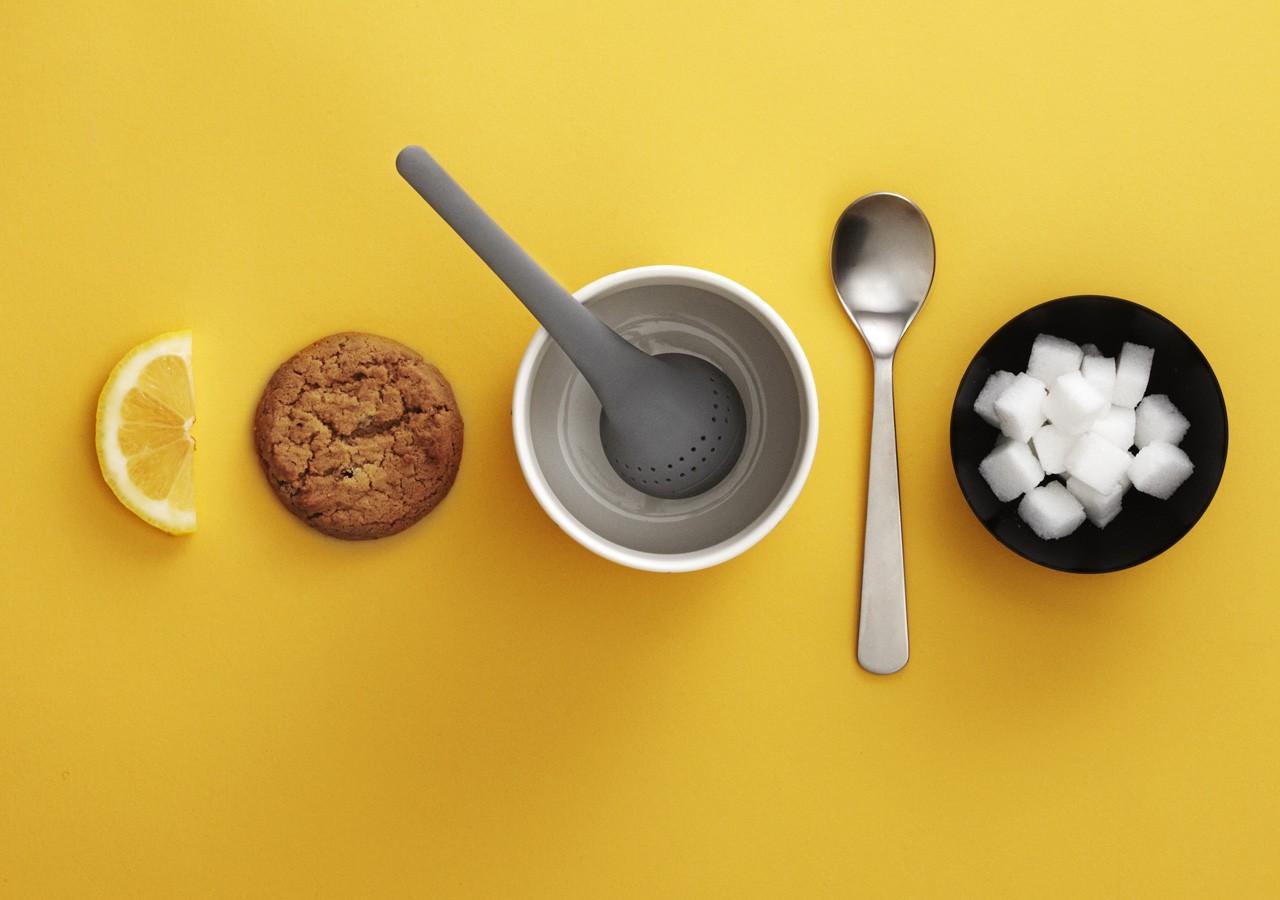 Boule à thé Gris - NORMANN COPENHAGEN
