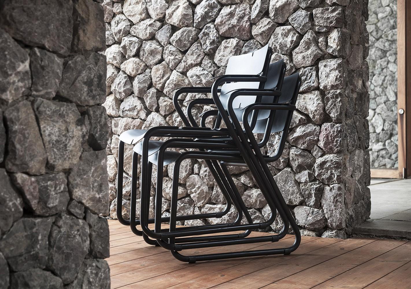 Chaise Corail Blanc - OASIQ
