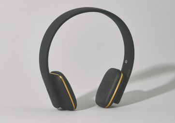 Casque aHead Noir - KREAFUNK