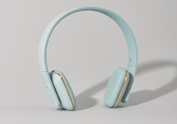 Casque aHead Bleu - KREAFUNK