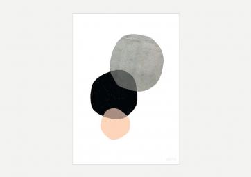 Poster Circles - SEVENTY TREE
