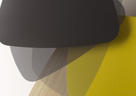 Table basse Lore - 3 plateaux - TREKU