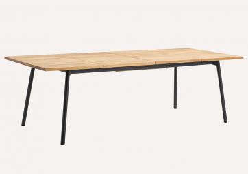 Table s. à manger allongeable 242/302 - KETTAL