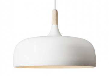Suspension ACORN Blanche - Northern lighting