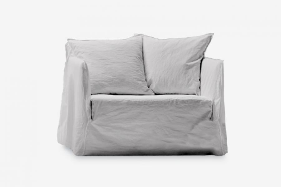 fauteuil ghost design gervasoni