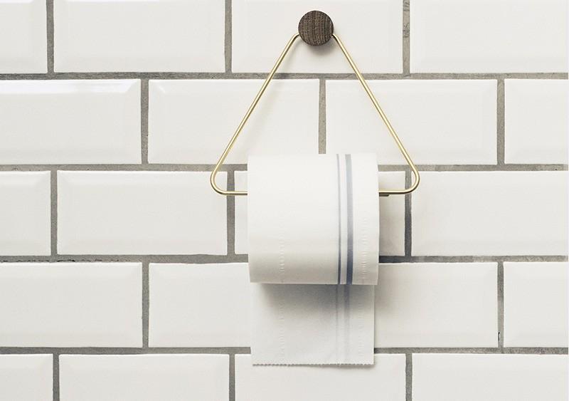 Porte papier toilette - FERM LIVING