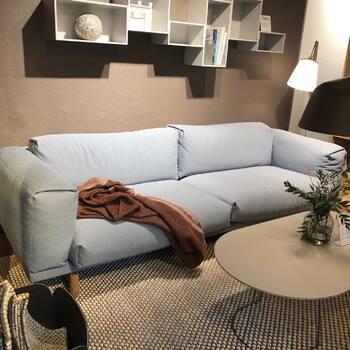 Canapé rest muuto. Promo sur le modèle d'expo : 1700 euros au lieu de 3600. À saisir !